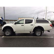 Mitsubishi L200 (WARRIOR, TRITON, ANIMAL, 4LIFE) 2005-2014 Double Cab Fender Flares