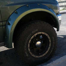 ISUZU KB 1990-1997 Double Cab Fender Flares Design C