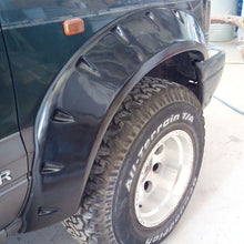 ISUZU Trooper 1991-2002 2 Doors Fender Flares