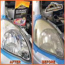 Headlight Restorer Wipes - Armor All