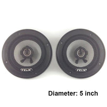 "5"" 2-Way Speakers FELIX FX-2136N"
