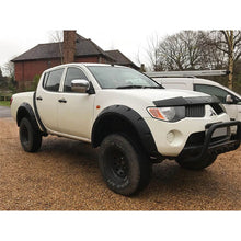 Mitsubishi L200 (WARRIOR, TRITON, ANIMAL) 2005-2010 Fender Flares