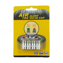 Air Alert Tire Valve Caps