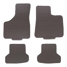 Audi A3 Mk2 2003-2012 Grey Dream Rubber Floor Mats RHD