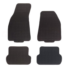 Audi A4 CABRIOLET 2003-09 (8H) Dream Rubber Floor Mats RHD