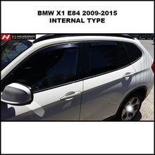 BMW X1 Wind Deflectors