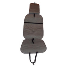 Bamboo Grey/Black Seat Cushion