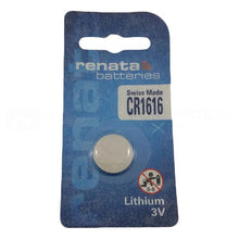 CR1616 3V Renata Lithium Battery