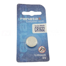 CR1632 3V Renata Lithium Battery