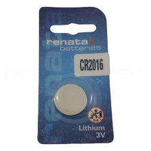 CR2016 3V Renata Lithium Battery