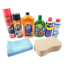 Car Cleaning & Care Set