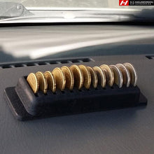 Car Coin Holder
