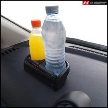 Car Dual Drink Holder Fixed by Adhesive