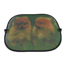 Car Side Windows Sun Shades (2 pieces)