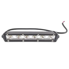 Car Single Row LED Light Bar