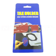 Car Tax Holder