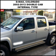 Chevrolet Colorado Wind Deflectors