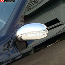 Chrome Door Mirror Cover Mercedes W203, W210, W211