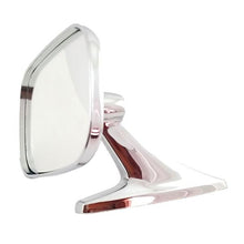 Chrome Universal Rear View Mirrors