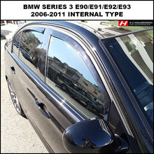 BMW Series 3 E90/E91/E92/E93 2006-2011 Wind Deflectors