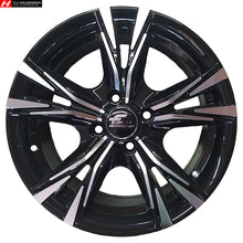 Forcar FC155272 Wheels 15x6.5, 4x100