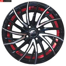 Forcar FC155497 Wheels 15x6.5, 4x100