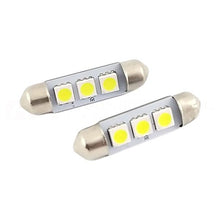 Festoon 12V 3LED Bulb (10x39 mm)
