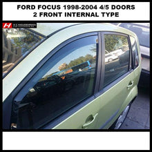 Ford Focus Wind Deflectors