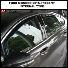 Ford Mondeo Wind Deflectors