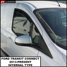 Ford Transit Connect Ανεμοθώρακες