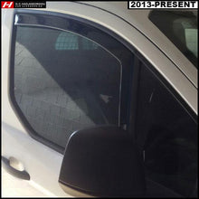 Ford Transit Connect Wind Deflectors