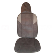 Grey Fabric Seat Cushion