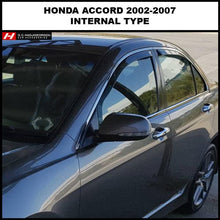 Honda Accord Wind Deflectors