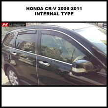 Honda CR-V Wind Deflectors