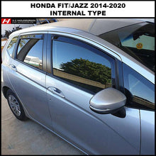 Honda Fit/Jazz Wind Deflectors