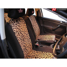 Leopard Universal Seat Covers