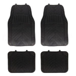 Lurify Rubber Floor Mats