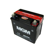 MGM Maintenance-Free Battery 12V 4AH (YTX5L‑BS)