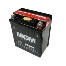 MGM Maintenance-Free Battery 12V 7AH (YTX7L‑BS)