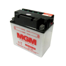 MGM Standard Lead-Acid Battery 12V 19AH (YB16CL‑B)