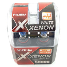 MICHIBA 9006 12V 55W Diamond Vision 5000K Super White Bulbs