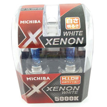 MICHIBA H7 12V 55W Diamond Vision 5000K Super White Bulbs