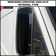 Mercedes Benz Sprinter Wind Deflectors