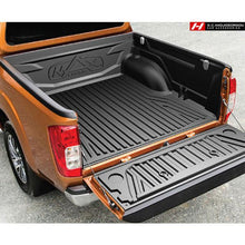 Nissan Over Rail Bed Liner Maxliner