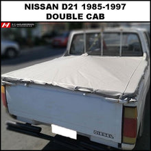 Nissan Vinyl Tent Bed Cover
