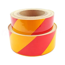 Reflective Tape Red/Yellow