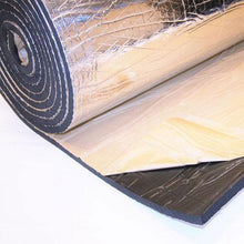 Self Adhesive Aluminium Heat & Sound Insulation Foam