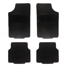 Smooth Edge Rubber Floor Mats