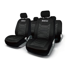 Sparco Seat Covers Black