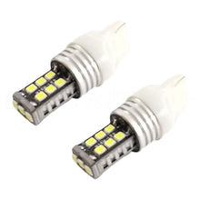 T20 12V 15LED Μονοπολική Λάμπα All Wedge (CAN bus, Error Free)